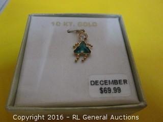 December Charm MSRP$69.99