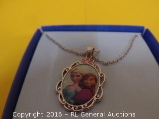 Frozen Necklace MSRP $20.00