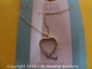 Heart Necklace MSRP $59.99