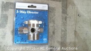 3 Way Diviter