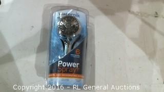 Power Spray