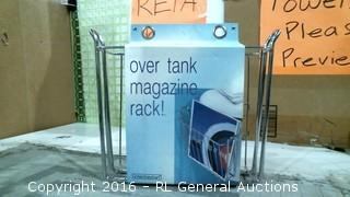 Over tank magazine Rack