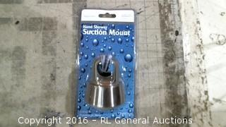 Hand Shower Suction Mount