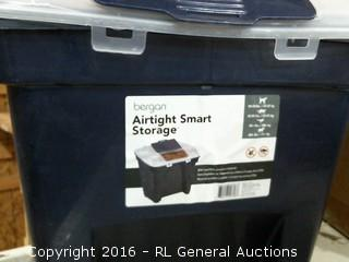 Airtight Smart Storage