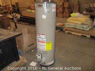 Automatic Storage water Heater- dented