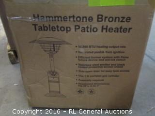 Tabletop Patio Heater