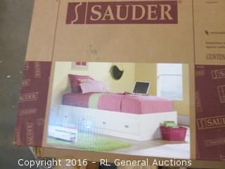 Sauder Mate's Bed Factory Sealed