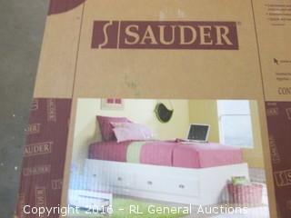 Sauder Mate's Bed Factory Sealed