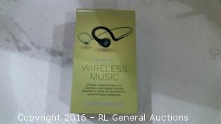 Back Beat Fit Wireless Music