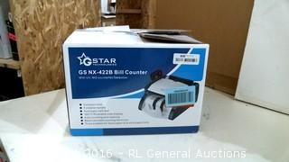 GStar Bill counter