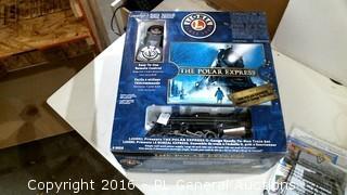 Lionel The Polar Train
