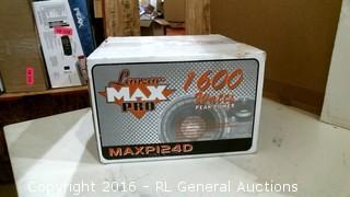 Lanzar Max Pro