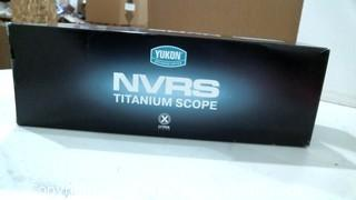 NVRS Titanium Scope