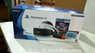 Sony Play Station VR Launch bundle see pics