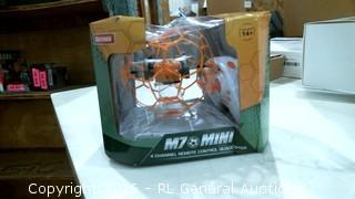 M7 Mini Quadcopter RC