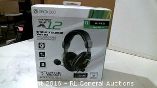 XBOX amplified Stereo Gaming Headset