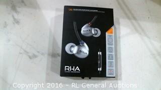 In Ear Headphone
