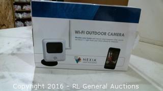 Wi Fi Outdoor Camera