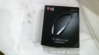 LG Tone infinim Bleutooth Stereo Headset