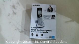 Vtech Small Business System Powers on Please Preview