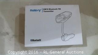 Nulaxy KM18 Bluetooth Fm Transmitter
