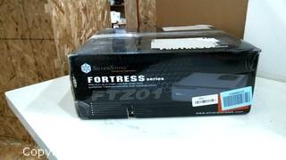 Fortress Series Slim Form Factor Case with superior Thermodynamic and contruction