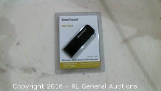 Bros Trend Wireless dual Band USB Adapter