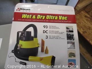 Wet & dry Vac
