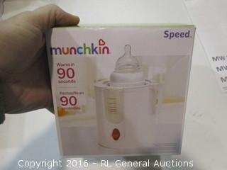 Munchkin Bottle Warmer