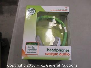 Headphones Leap Frog
