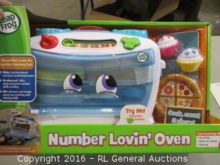 Number Lovin Oven