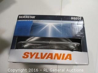 Sylvania Brighter & Whiter Light