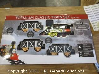 Premium Classic Train set