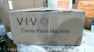 VIVO Candy Floss Machine