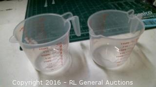 Measureing Cups