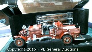Model Firetruck