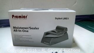 Moistener/Sealer All in One