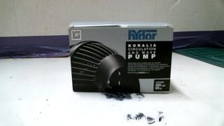 Koralia Circulation and Wave Pump