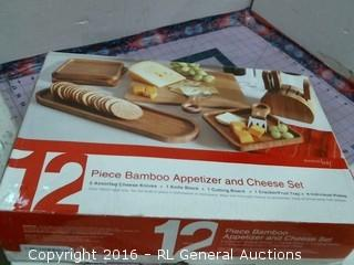 Bamboo Appetizer/ missing parts
