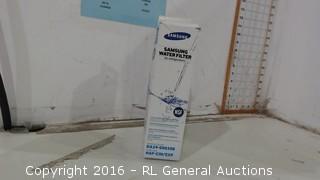 Samsung water Filter