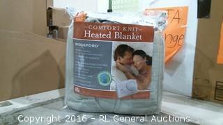 Soft Heated Blanket
