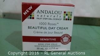 Andalou Beautiful Day Cream
