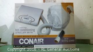 Con Air Soft Bonnet Hair Dryer