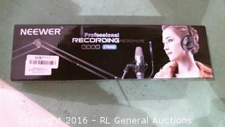 Neewer Professional Recording Microphone