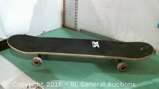 K Krown Skateboard