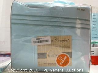 Elegant Comfort Sheet Set Cal King Set