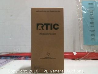 Rtic Tumbler with Lid
