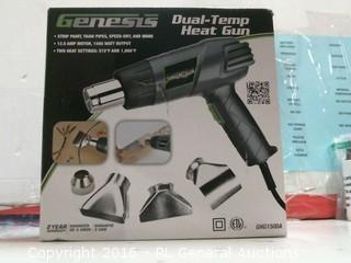 Genesis Dual-Temp Heat Gun