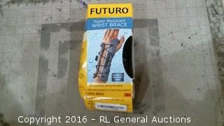 Futuro Water Resistant Wrist Brace