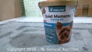 Quiet Moments Dog Calming Aid